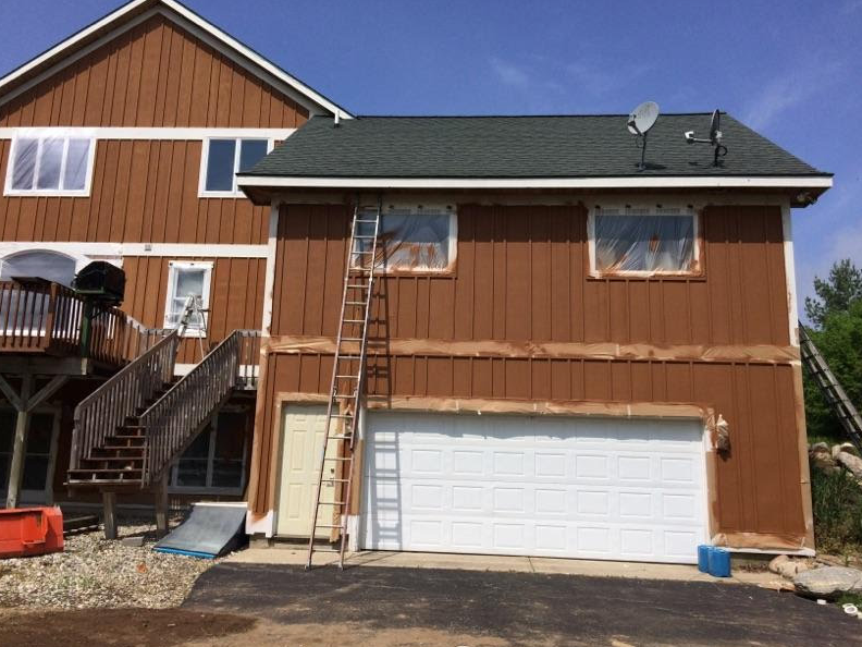 Painting Tips Garage Exterior